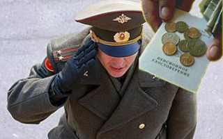 Вторая пенсия военных пенсионеров: размер, как рассчитать и правила оформления