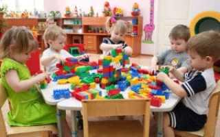 Стоимость детского сада (частного и государственного): что входит в оплату и какой ее размер