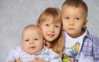 Алименты на 3 детей: размер выплат, сколько процентов от заработка платить