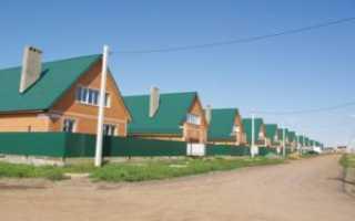 """Программа """"Сельский дом"""" в Оренбургской области: условия и порядок участия"""