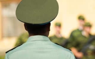 Увеличение пенсионного возраста военнослужащим