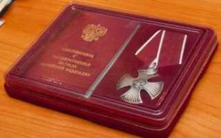 Льготы и выплаты за орден Мужества: перечень и правила получения
