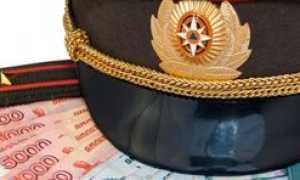 Правила и порядок расчета денежного довольствия военнослужащего