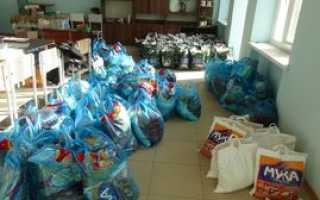 Виды государственной помощи малоимущим семьям