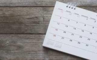 Как рассчитать количество дней отпуска при увольнении: правила и примеры
