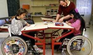 Что такое школа для детей с ограниченными возможностями