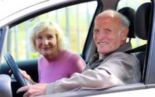 Льготы пенсионерам по транспортному налогу: порядок получения и правила оформления