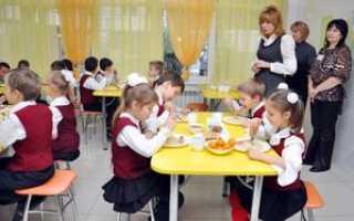 Бесплатное питание в школе: кому положено и правила его оформления